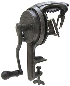 Image of F. W. Hudson 1862 Apple Peeler