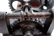Image of Worm Gears