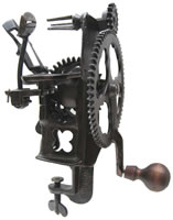 Image of The Ultimate Union Apple Peeler with Chipping Arm